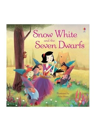 The Usborne The Usborne Snow White And The Seven Dwarfs Beyaz